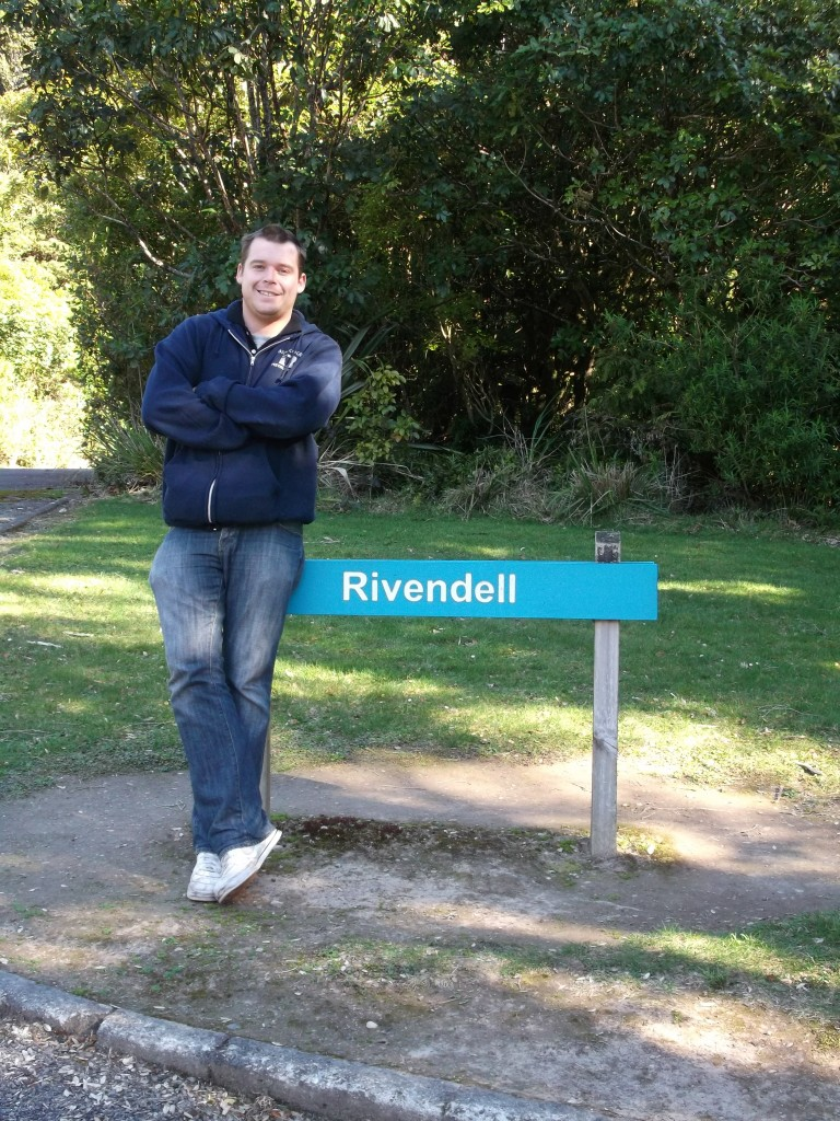 Ric visits Rivendell.