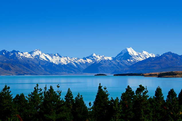Sound to Sound fact 9: Mount Cook | Heels and Wheels