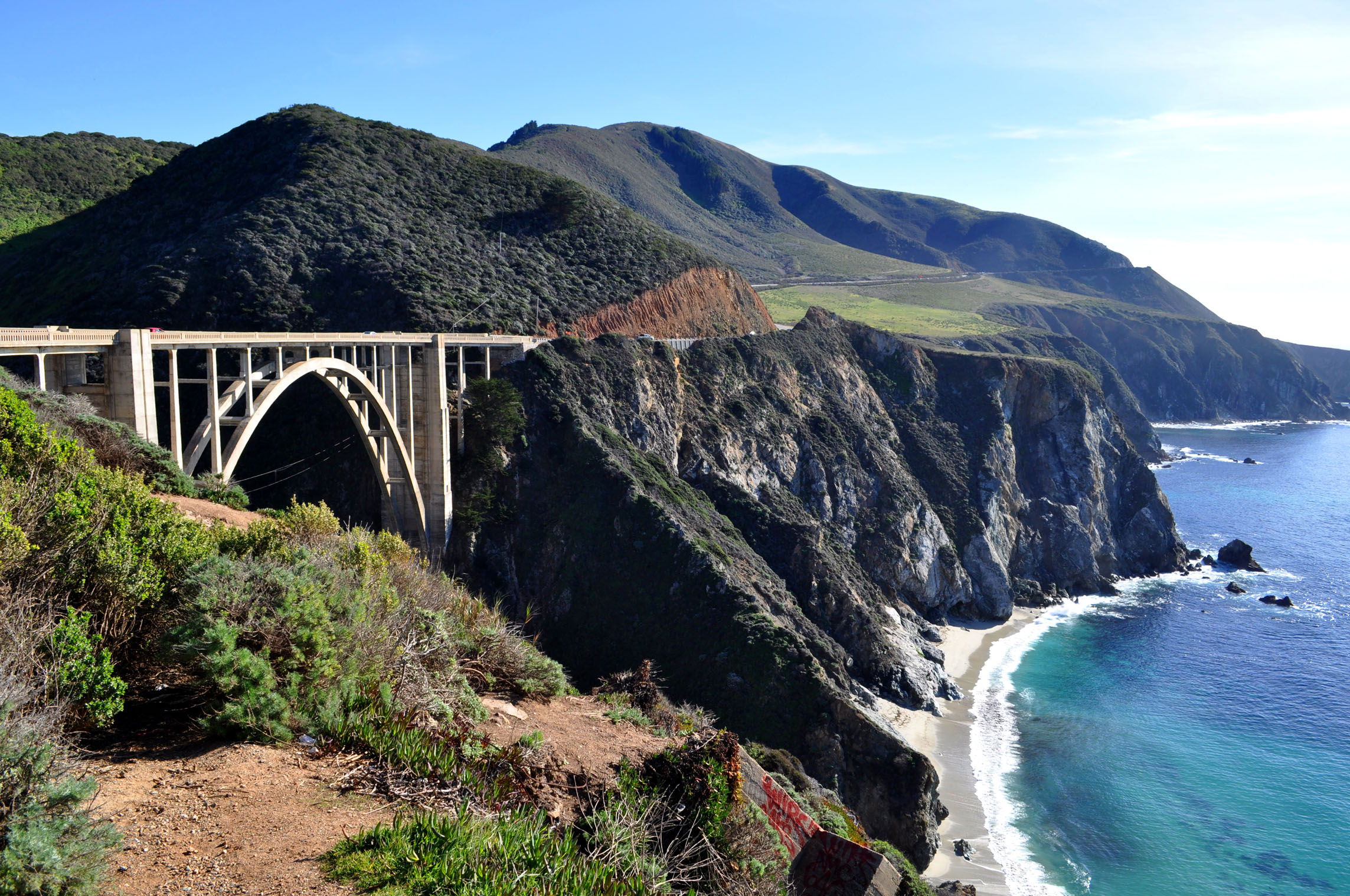 The first day of the rest of your life in big sur for To do in california