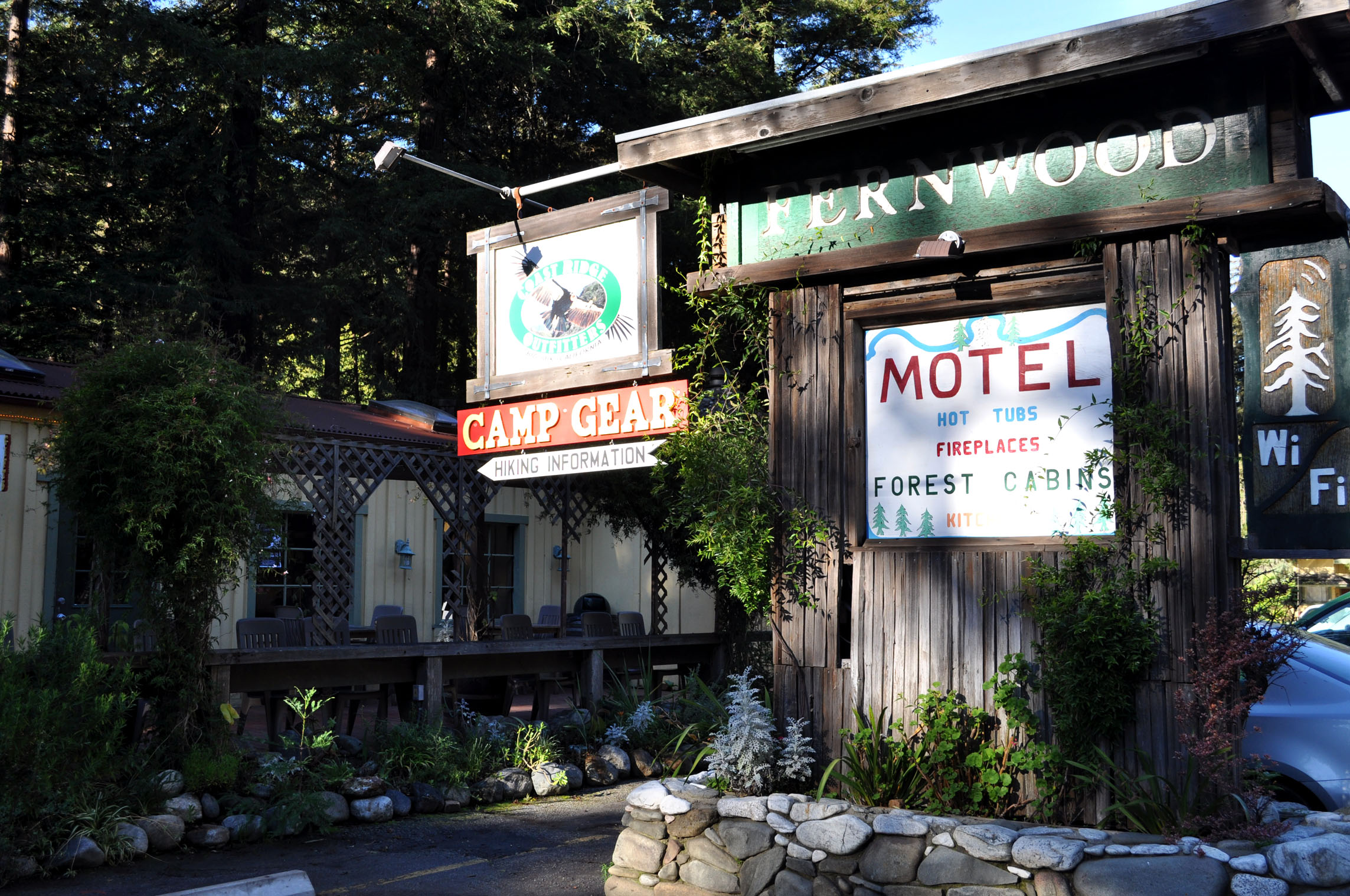 the first day of the rest of your life in big sur, california