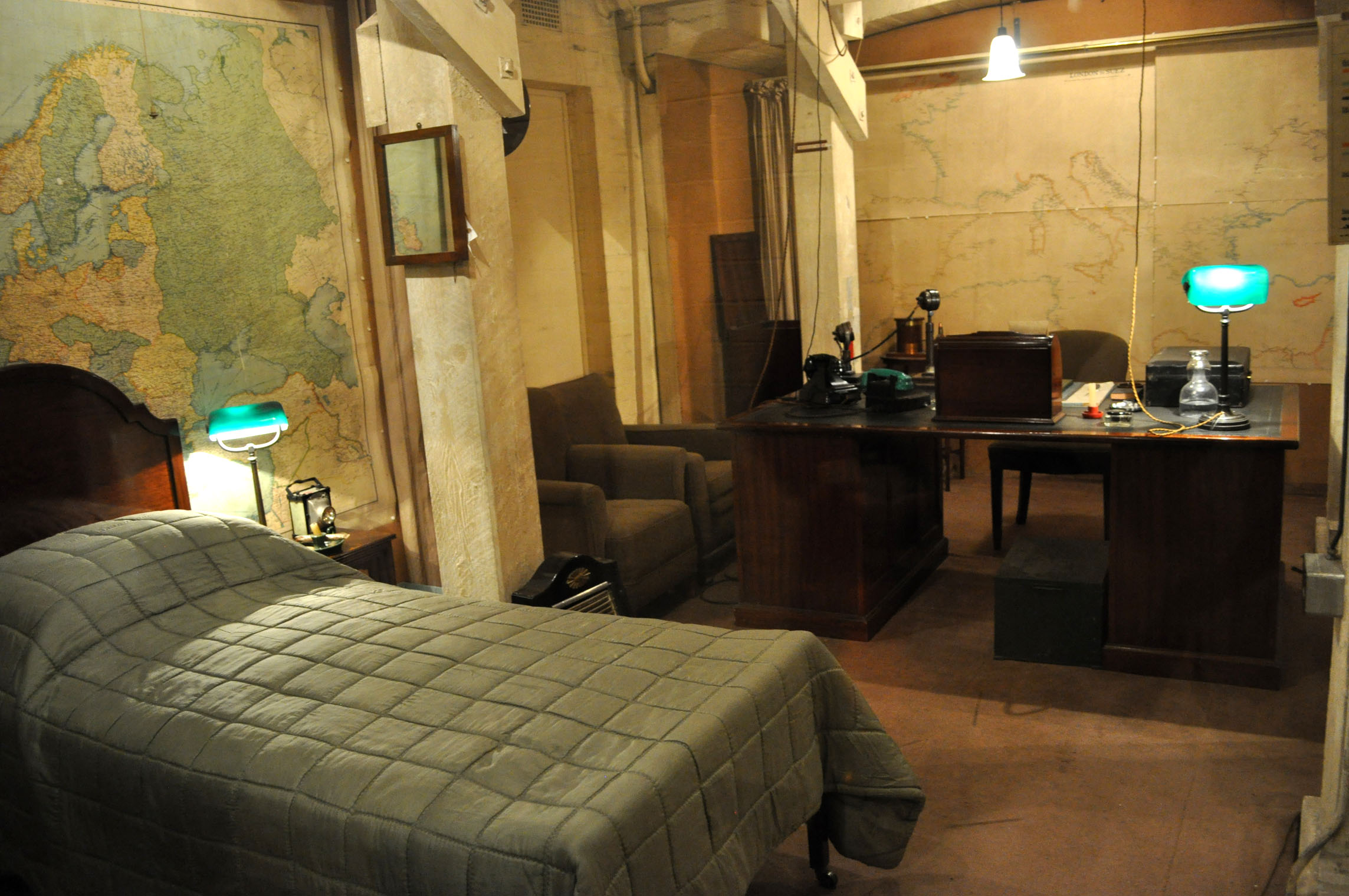 Five new activities to add to your london itinerary heels and wheels - Churchill war cabinet rooms ...